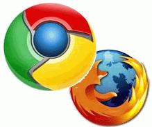 Chrome 超越 Firefox