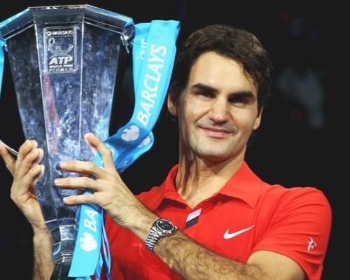 Federer ATP final